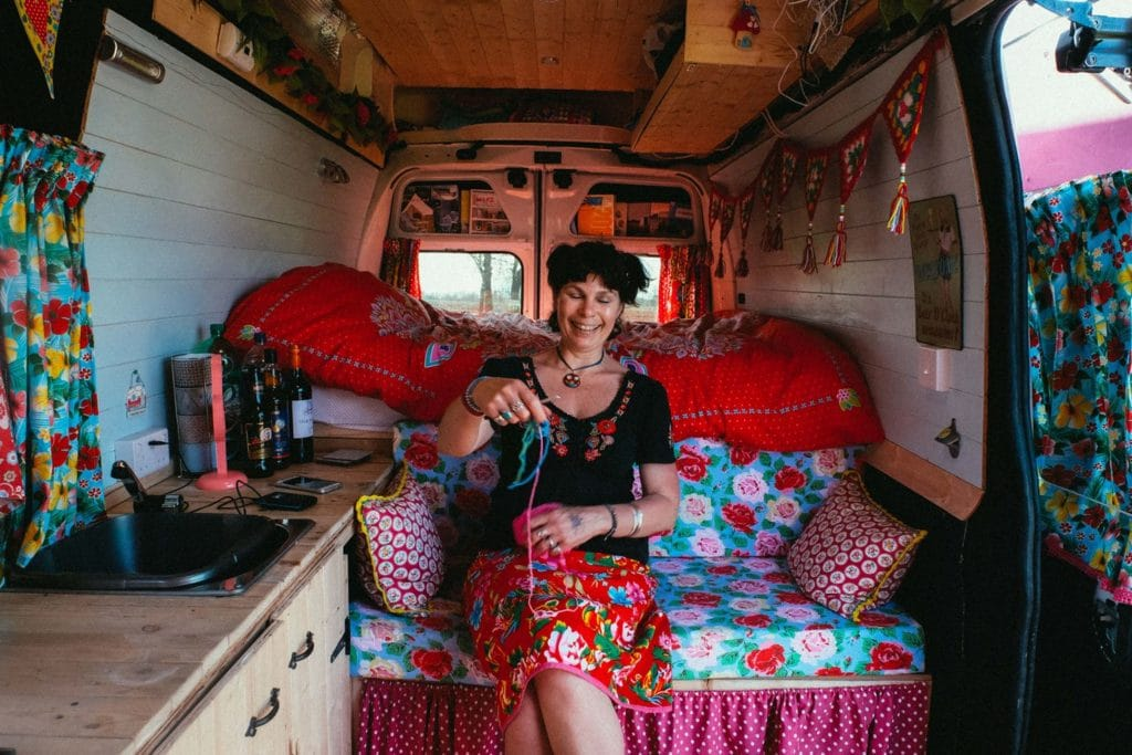 7 Campervans That Perfectly Capture the Personalities of Their Owners
